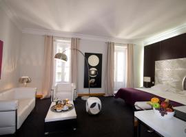 普拉多套房酒店,位于马德里的公寓