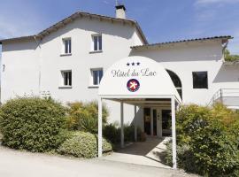 Inter-Hotel Foix Hôtel du Lac