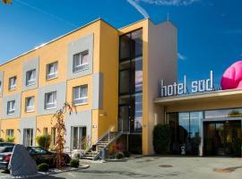 Hotel Süd art,位于格拉茨的酒店