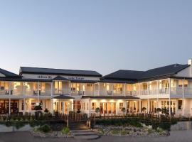 希尔顿陶波湖酒店, 陶波