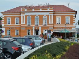 罗海克酒店, Trstená
