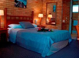 太平洋帕拉迪斯汽车旅馆
