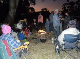 Gogeldrie Weir Holiday Park
