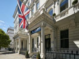 阿巴伦敦皇后大门酒店