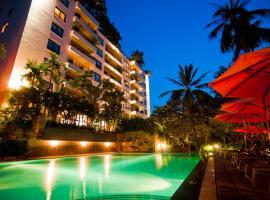 西贡多美豪华公寓酒店