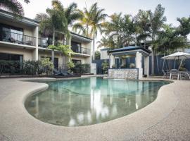 珊瑚岛度假村汽车旅馆