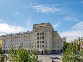 巴施克瑞亚酒店