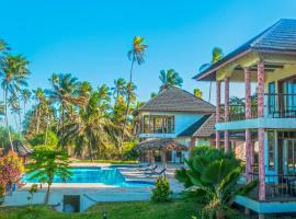 扎瓦迪海滩别墅酒店