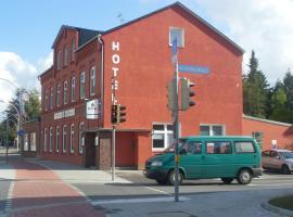 Hotel Grüner Kranz