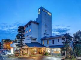 本阵酒店,位于熊本的酒店