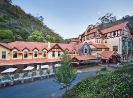 珍罗兰洞穴酒店