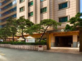 首尔仁寺洞上宾酒店