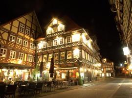 Fachwerk-Hotel Eisenbart, 汉诺威-明登