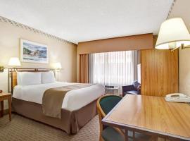 太空针塔西雅图旅程住宿酒店