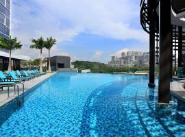 新加坡百乐历山酒店