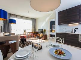 巴塞罗那辉盛凯贝丽酒店式服务公寓