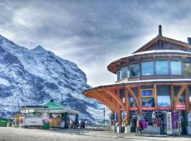 斯海德格火车站餐厅山林小屋