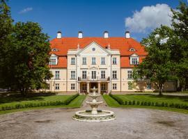 马尔皮尔斯庄园酒店, Mālpils (Ogre Municipality附近)
