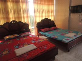 胡因托酒店, Bình Ðại