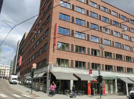 欧罗巴松酒店,位于奥斯陆的酒店