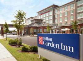 波士顿洛根机场希尔顿花园酒店