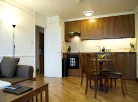 总统梅利本/梅菲尔酒店,位于伦敦的公寓