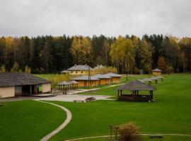Camping Četri Vēji, Turkalne (Ogre Municipality附近)
