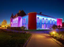 斯特西亚酒店, Saint-Sylvestre-sur-Lot