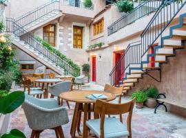 奥夫酒店, 哈尼亚