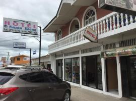 圣埃伦娜酒店, Estelí