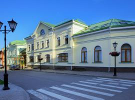 德沃尔博兹格拉维考普斯酒店, 普斯科夫