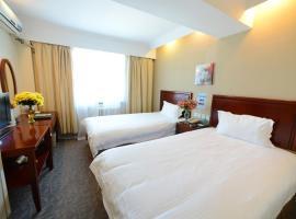 格林豪泰安徽省宿州市泗县桃园路虹城花园商务酒店