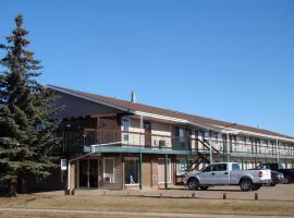 金格斯汽车旅馆和餐厅