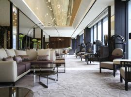 首尔明洞索拉利亚西铁酒店