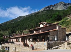 格雷多斯林孔西托乡村酒店, Cuevas del Valle
