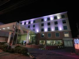 马瑙斯高旅馆, 马瑙斯