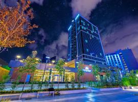安卡拉市中心阿纳多卢酒店