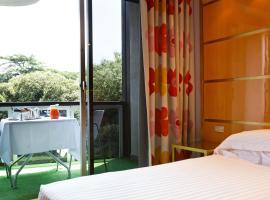 阿拉巴尼罗马酒店