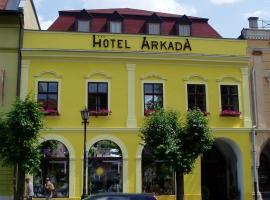 阿卡达酒店