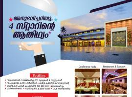 Hotel Aswathy, Pallipuram