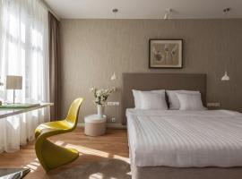 卡萨蒂布达佩斯高级酒店 ,位于布达佩斯的酒店