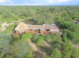 Mabata Makali Luxury Tented Camp