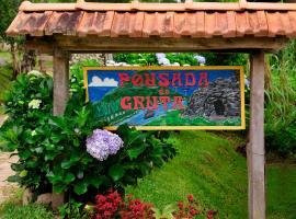 Pousada da Gruta,位于维奥康德马奥的旅馆
