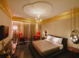 钦奈胡斯塔设计酒店
