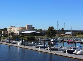 布里奇普安特酒店及码头