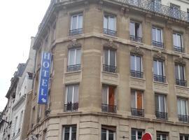 巴黎巴士底圣安东尼酒店