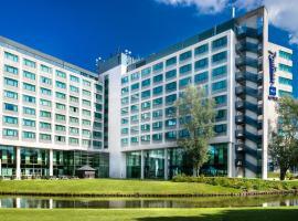 Radisson Blu Hotel Amsterdam Airport, Schiphol,位于史基浦的酒店