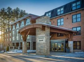 Fairfield Inn & Suites by Marriott Waterbury Stowe, Waterbury