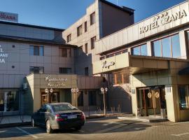 奥扎纳酒店, 比斯特里察
