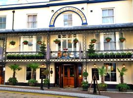 The Foley Arms Hotel Wetherspoon, 大莫尔文